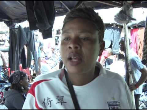 Harare Vendors Comment on Demonstrations and BVR