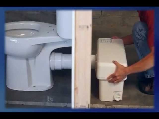 New Ascent Ii Macerating Toilet System Youtube
