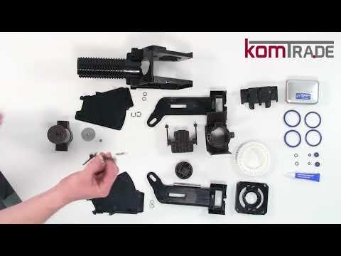 Jura S-Serie Brüheinheit/Brühgruppe reparieren-revidieren-überholen
