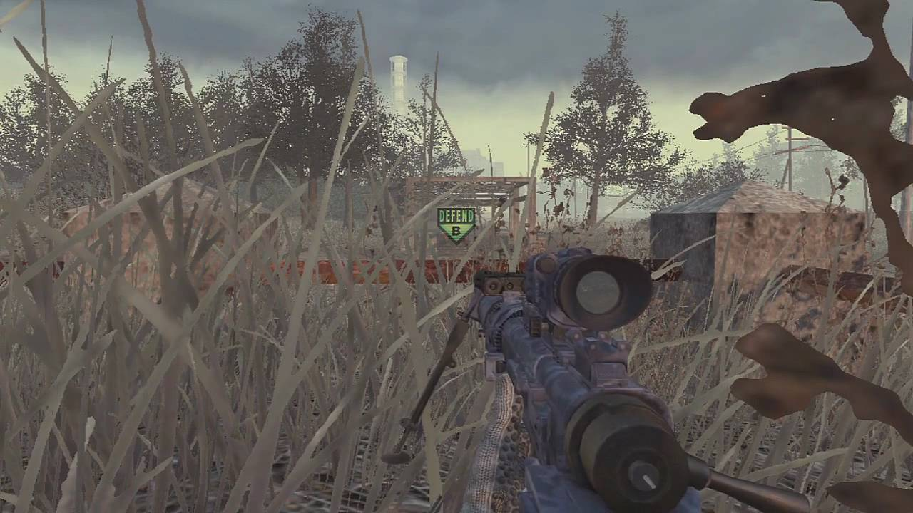 Call Of Duty Hardcore 32
