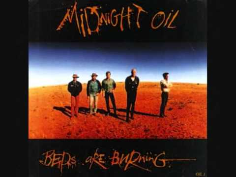 Power and the Passion Midnight Oil