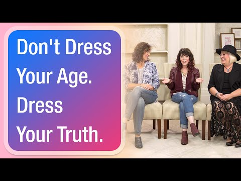 Dressing How Old You Are Taking out the Stigma