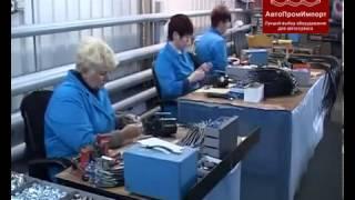 Винтовые компрессоры REMEZ - демонстрация работы(, 2013-09-12T12:28:27.000Z)