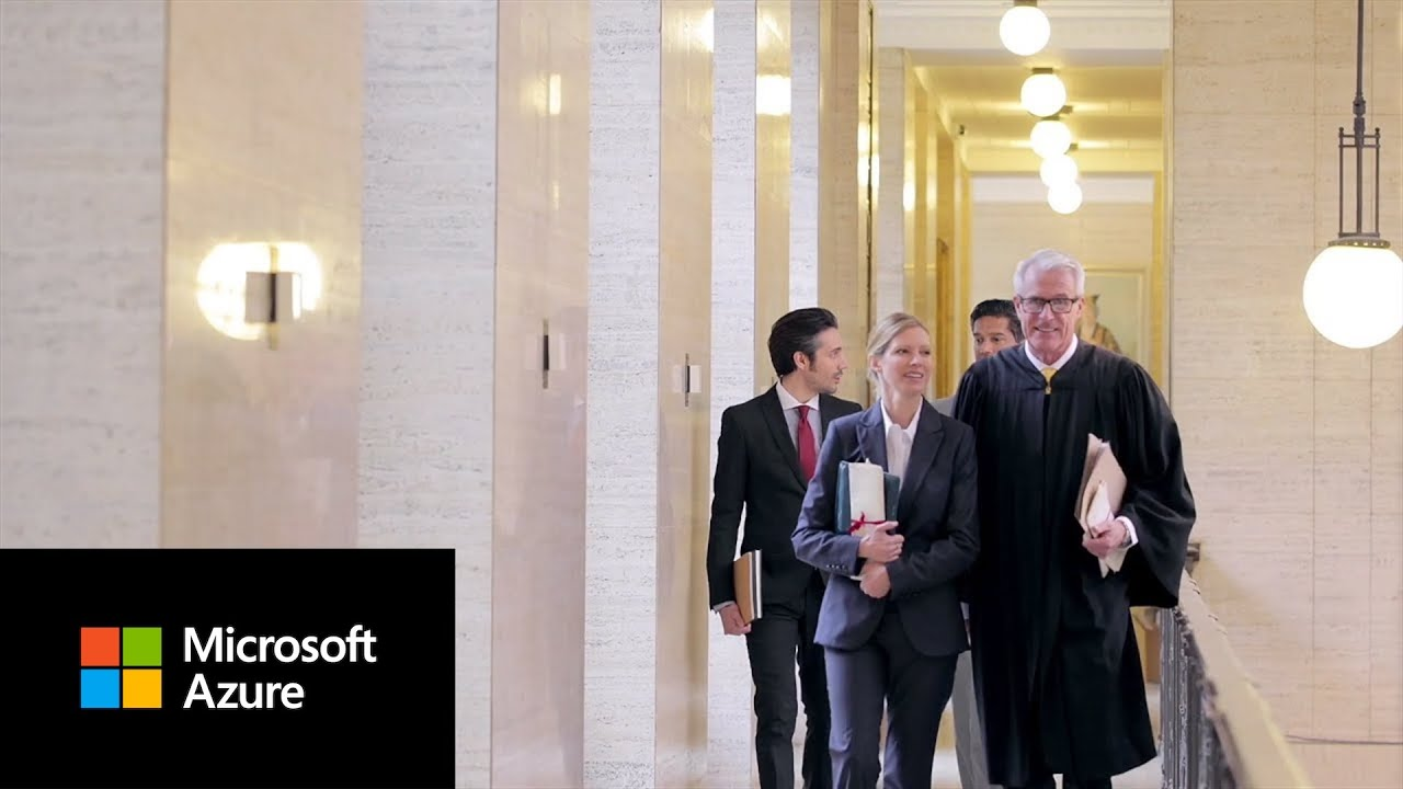 Federal Government Technology and Solutions | Microsoft Azure