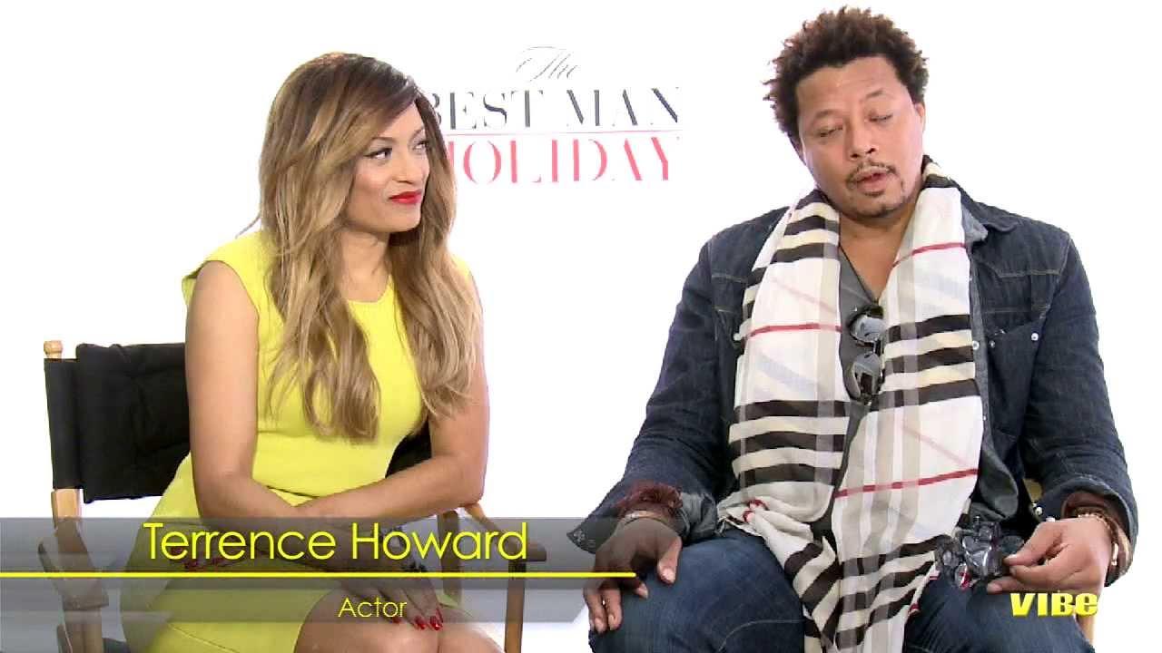 Terrence howard best man