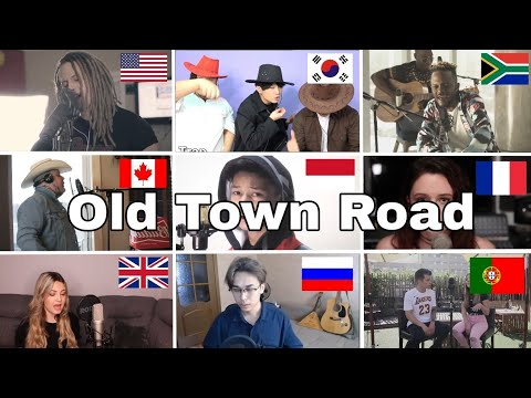 Download Who Sang It Better : Lil Nas X - Old Town Road (us,uk,canada,russia,french)
