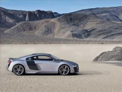 Audi R8 V12 TDI LeMans