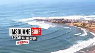 Surfing Imsouane Bay Morocco - The Longest Wave in Morocco - Morocco road trip 2018