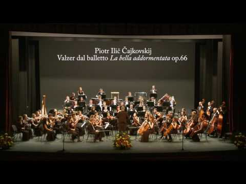 Tartini Conservatory Trieste - Academic Year 2015-2016 Opening Concert