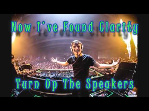 Martin Garrix & Zedd & Afrojack - Now That I've Found Clarity, Turn Up The Speakers