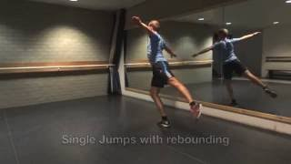 Rotation Practice for Figure Skaters