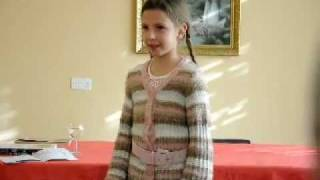 Belarusian-British Children Read Poems in Belarusian