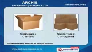 Corrugated Boxes & Cartons by Archis Packaging (India) Pvt. Ltd., Pune