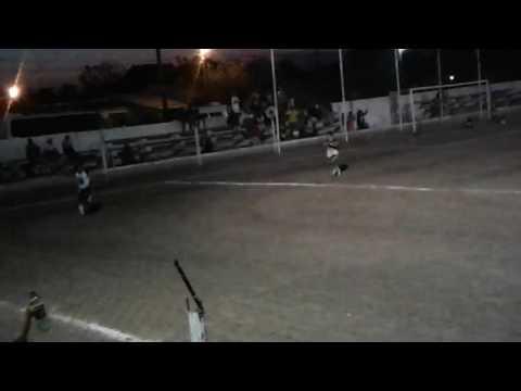 Platense de Añatuya vs Comercio de Herrera gol de Juan Cruz Romero