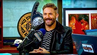 Patriots WR Julian Edelman Joins The Dan Patrick Show In-Studio | Full Interview | 11/3/17