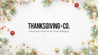 Thanksgiving & co - america's home for the holidays