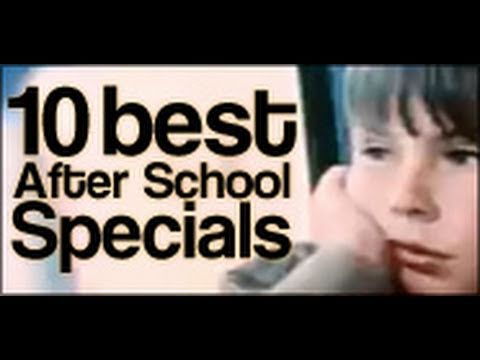 10 Best After School Specials
