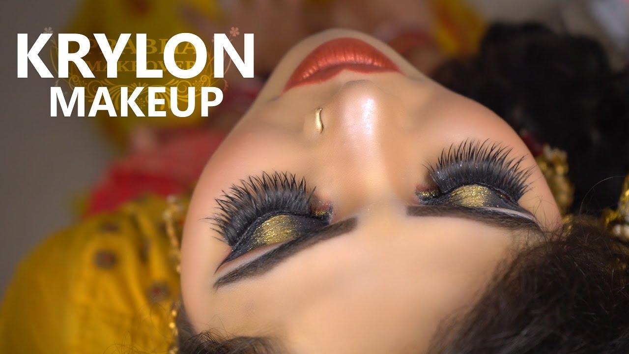 Krylon Ke 2 Base key Sath Makeup | PRABHA MAKEOVER