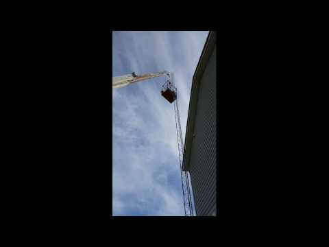Air Link LLC Rural Internet Custom Tower Install!