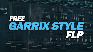 FREE Martin Garrix FLP: by Ulysse M & WildVibes [Only for Learn Purpose]