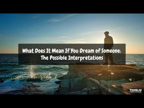 what does it mean if you dream about your crush dating someone else