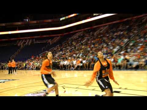 Brittney Griner Engaged to WNBA All-Star Glory Johnson