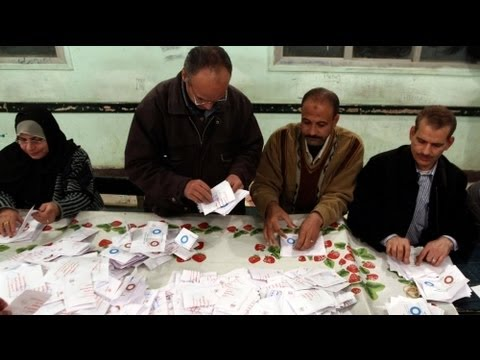 Egypt: opposition cry foul after constitution vote