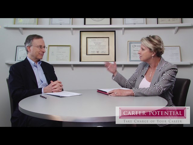 Perpetual Career Management Part 1 – Career Coach Ford R. Myers – Career Potential, LLC