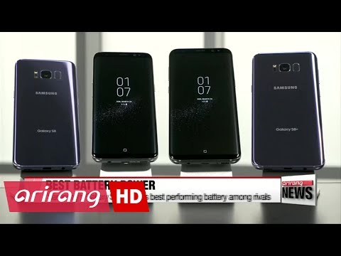 Galaxy S8 Plus has best performing battery: U.S. Consumer Reports