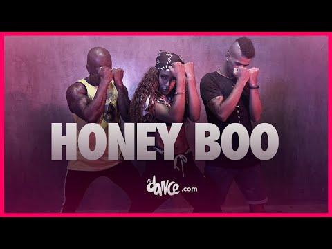 Honey Boo - CNCO & Natti Natasha | FitDance TV (Coreografia Oficial) Dance Video