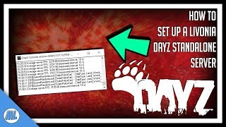 #DayZ How To Set Up Your Own Fast Vanilla Or Modded DayZ Livonia Or Chernarus Server!