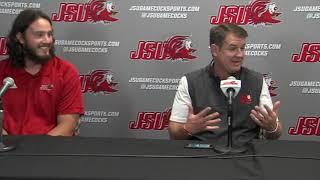 Jacksonville State Football 2018 - Weekly Press Conference - Week 10