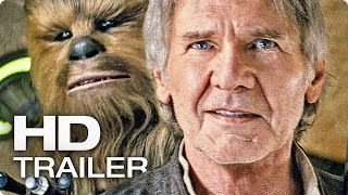 STAR WARS: Episode 7 - The Force Awakens Supercut Trailer (2015)