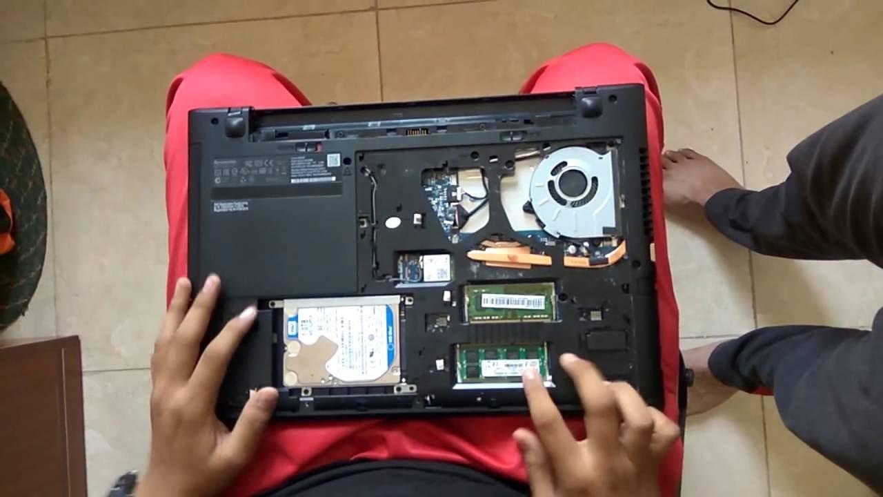 Unboxing: Lenovo G50-80 Laptop - YouTube