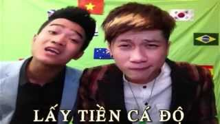 Repeat youtube video Em Của Mùa World Cup - LEG ft Duy Nam