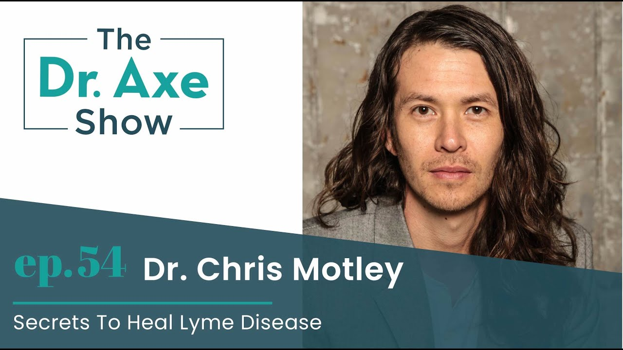 Secrets To Heal Lyme Disease | The Dr. Axe Show Podcast Episode 54