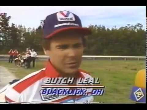 Drag Racing 1987 NHRA Gatornationals PRO STOCK Semi Finals