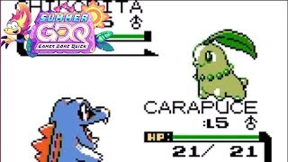 Pokemon Crystal by Keizaron in 3:31:15 SGDQ2019