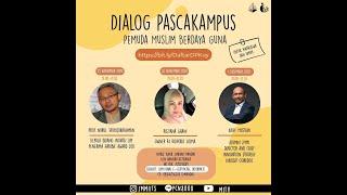 Dialog Pasca Kampus : pemuda muslim berdaya guna ( bidang akademisi ).