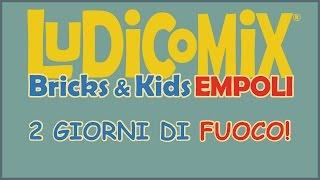 Ludicomix Empoli 2017!