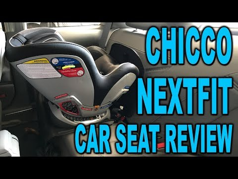 Chicco NextFit Convertible Car Seat In Depth Review - The Clueless Dad