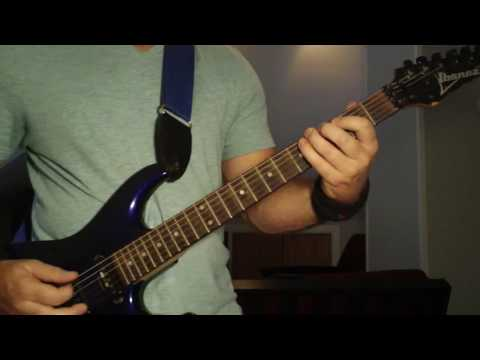Megadeth My Last Words Guitar Lesson