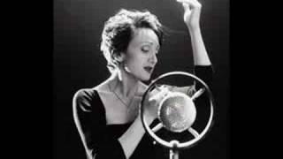 Édith Piaf - Lovers for a day (Les amants d