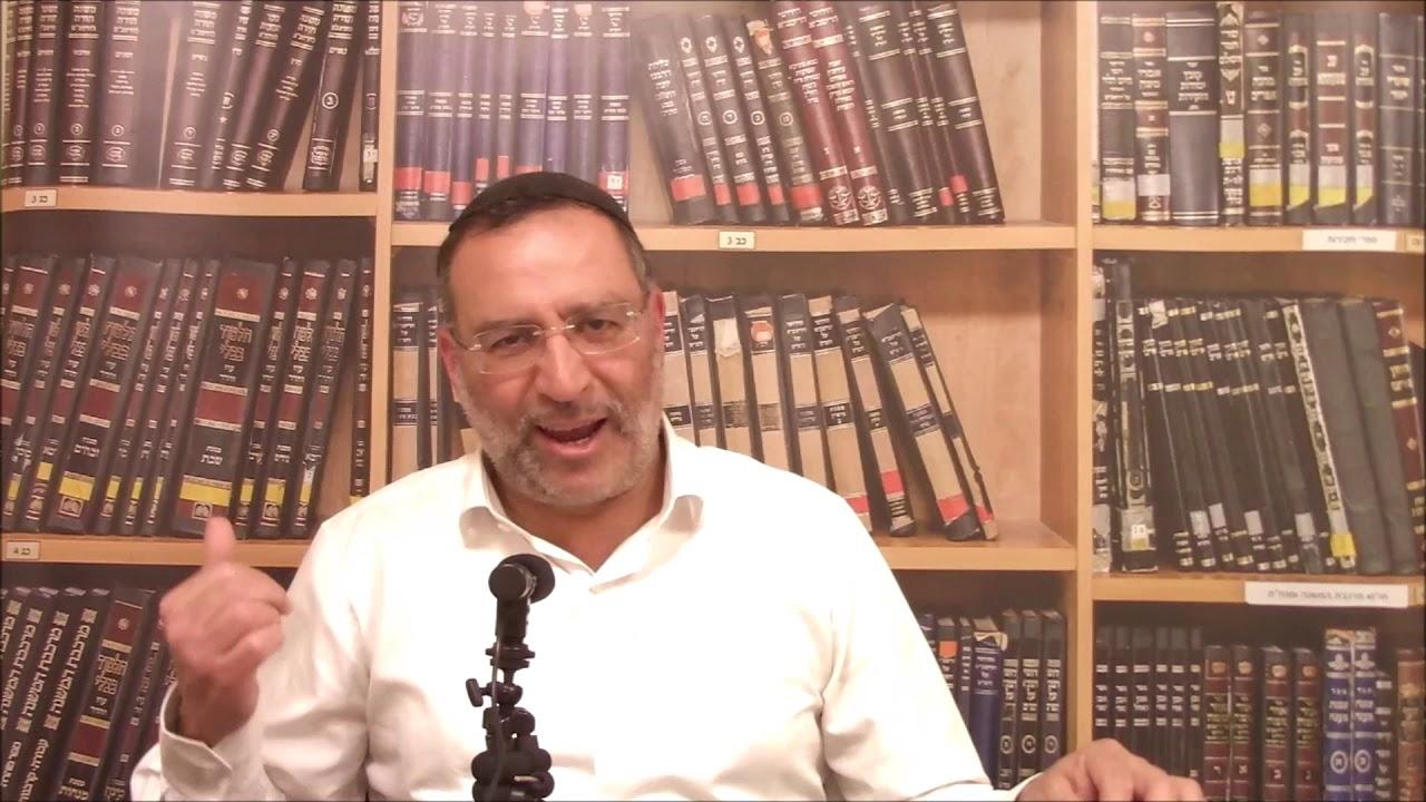 מרגישים בבית - דבר תורה לפרשת תצווה - הרב בן ציון אלגאזי