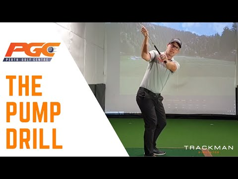 Stop Slicing with the pump drill