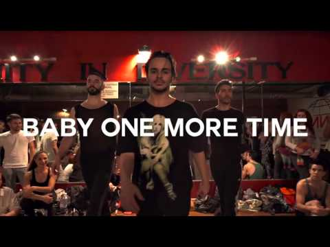 Baby One More Time Yanis Marshall