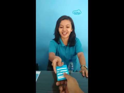 Review Kamar Hotel di Jakarta Cuma 20 ribu ! Airy Rooms | Vertical Video