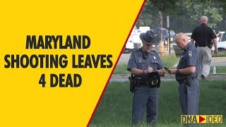 Maryland shooting leaves 4 dead, including suspect thumbnail