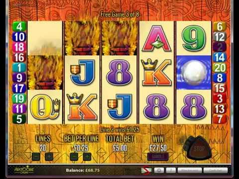 Aristocrata Tiki Torch Casinos Online De Slots