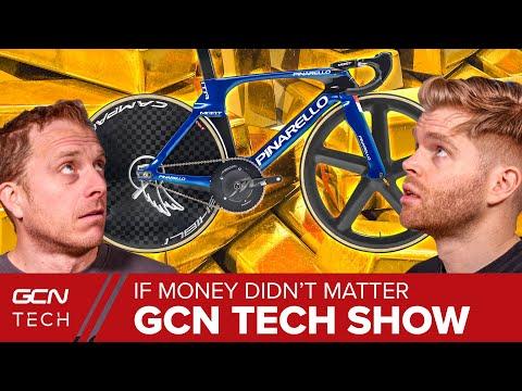 If Money Didn't Matter: Dream Cycling Tech   GCN Tech Show Ep.102